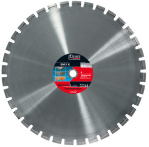 Diamond cutting blade BM II K