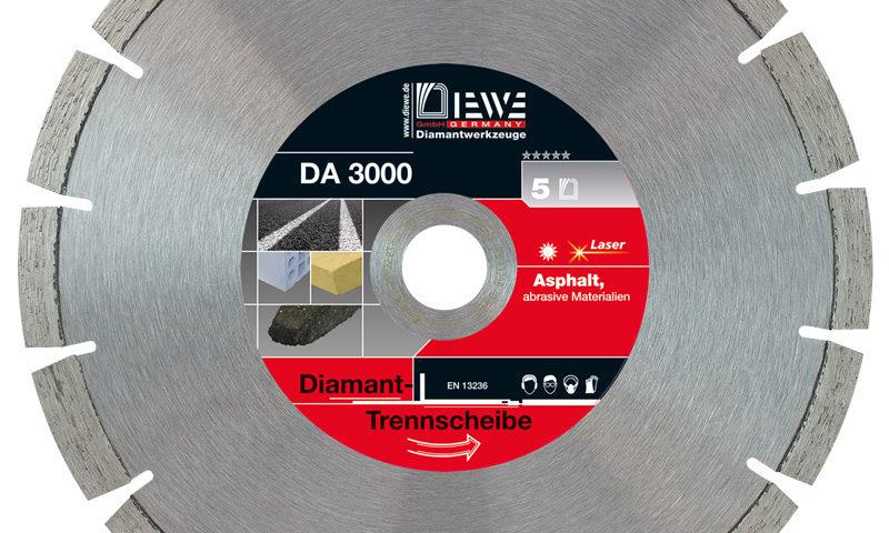 Diamanttrennscheibe DA 3000