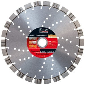 Magic Turbo Plus diamond cutting disc