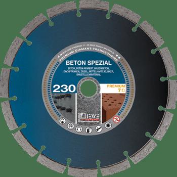 Profi Diamant Trennscheibe Ø115mm Turbo Diamand Trenn Scheibe TOP Qualität