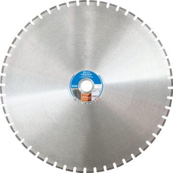 125mm Diamanttrennscheibe Anfaser zum Trennen und Anfasen von KG-Rohr