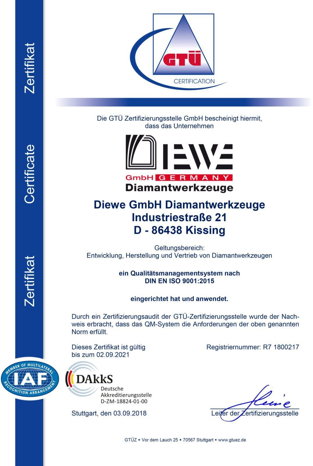 F209iaf_Reg8_Zertifikat_9001_Hauptzertifikat mit Logo - Rev 01 -