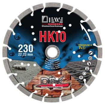 DIEWE Diamanttrennscheibe HK10